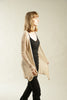 Cotton Nude Light Cardigan - Prevo