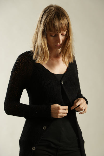 Black Light Cardigan - Prevo