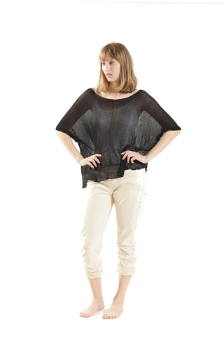 Summer Bamboo Shirt - Black