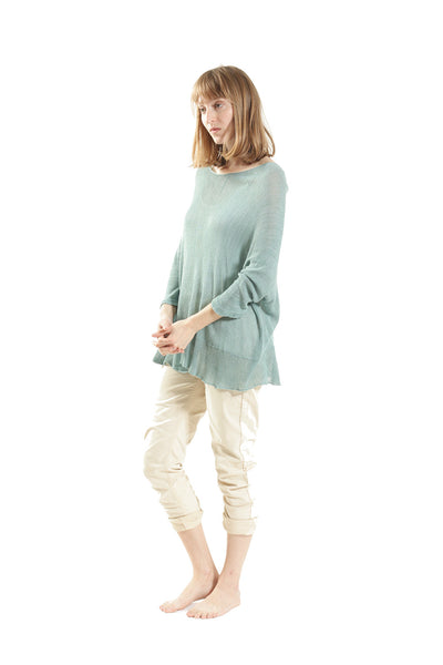 Bamboo Shirt - Light Teal