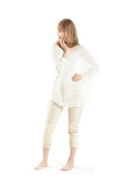 Bamboo Shirt - White