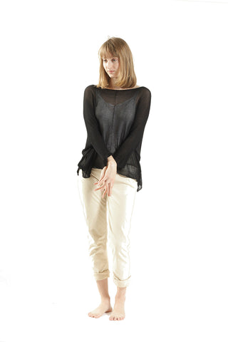 Bamboo Shirt - Black