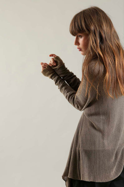 Light Bamboo & Soy Cardigan