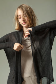 Black Bamboo cardigan