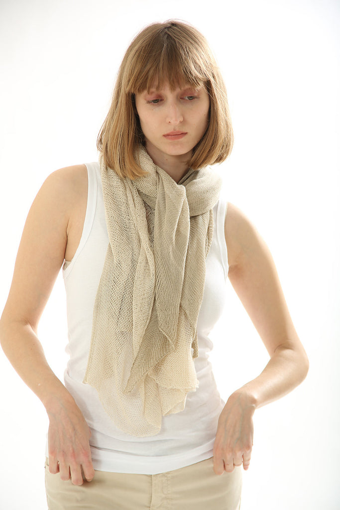 Natural Bamboo Scarf