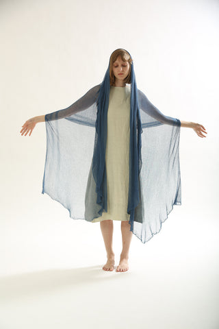 Big Bamboo Air Shawl - Blue