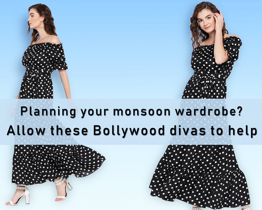 Planning your monsoon wardrobe? Allow these Bollywood divas to help