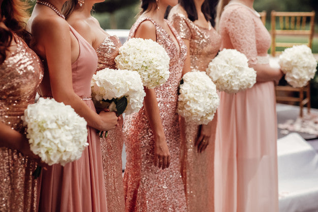6 Dreamy Dresses that'll make you plan your bridesmaid outfits!