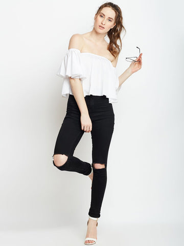 off shoulder styles