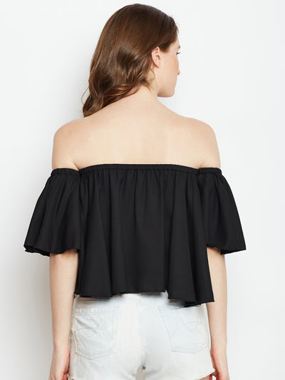 Off shoulder top - Berrylush