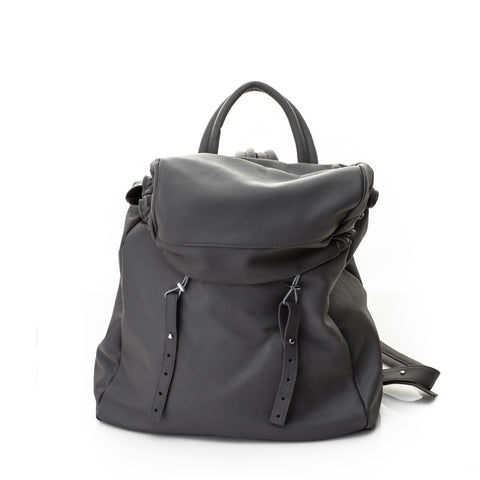 Mihaela Glavan, Gray Backpack