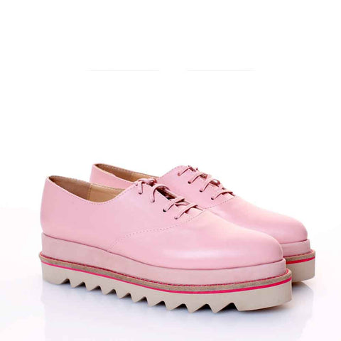 Mihaela Glavan,  PINK POWDER Oxford Shoes  P925 . 52