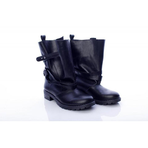 Mihaela Glavan, KNOT AND STRAPS Boots B489 . 295