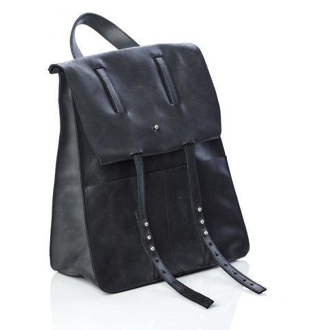 Mihaela Glavan, FOLDED FLAP Backpack 355