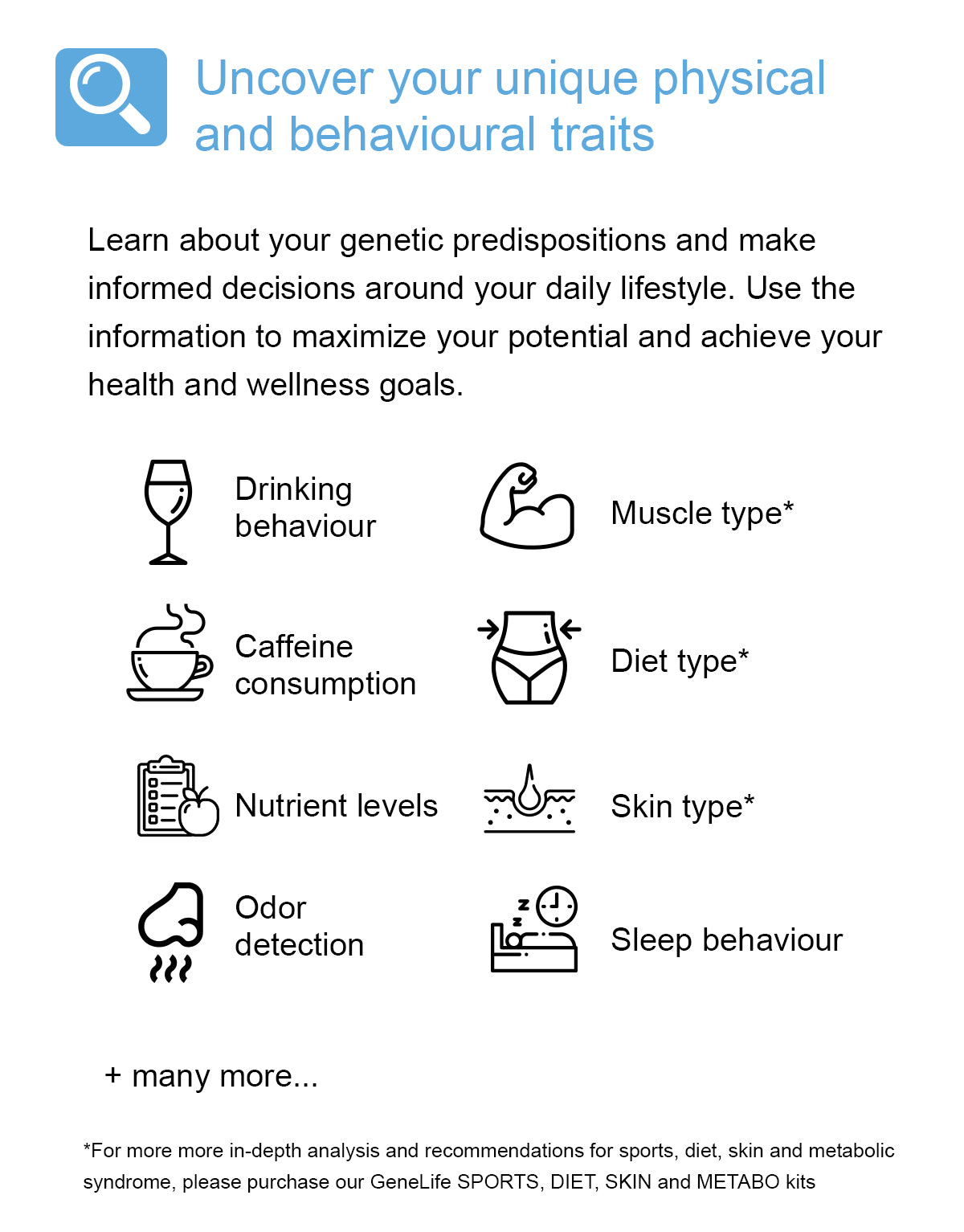 genelife genesis 2 dna test