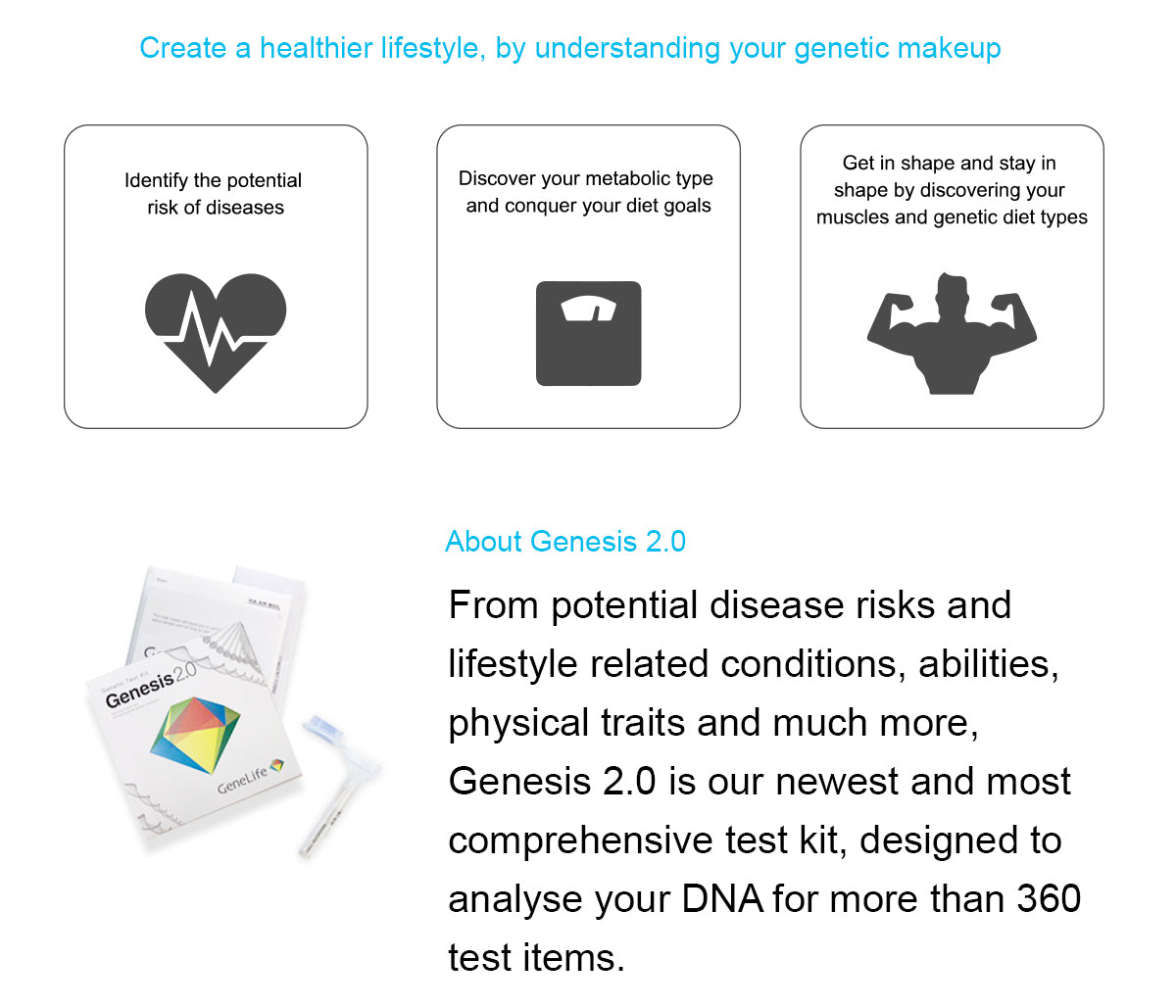 genelife genesis dna test