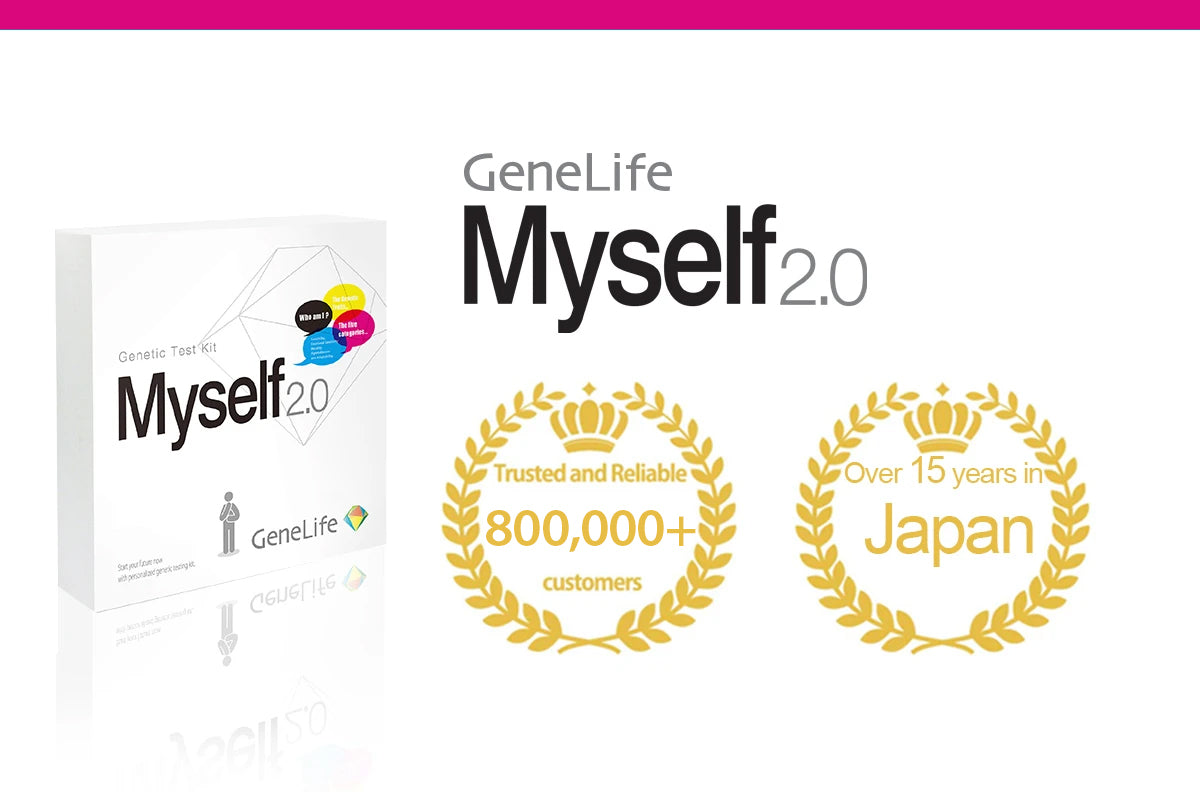 genelife myself dna test kit