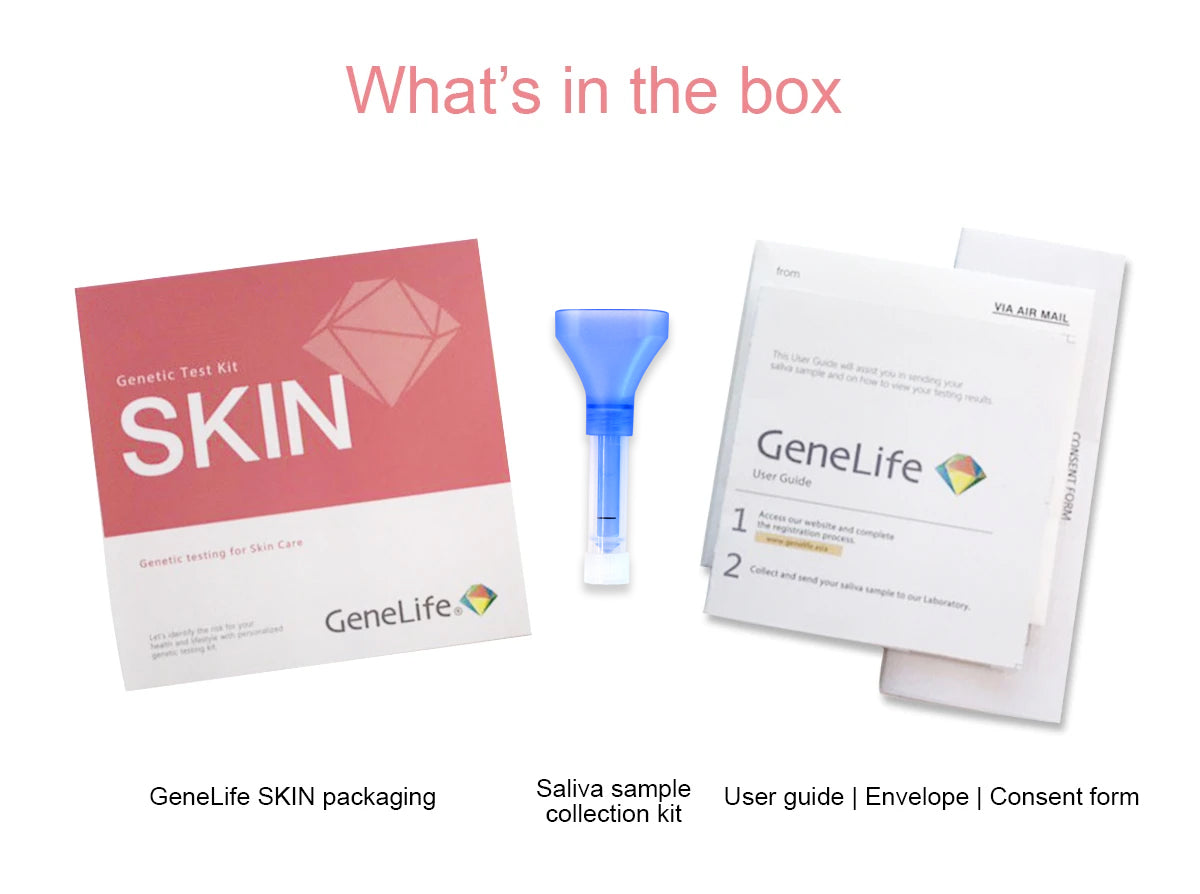 genelife skin dna test