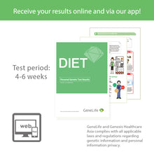 GeneLife DIET - Singtel StepUp Exclusive