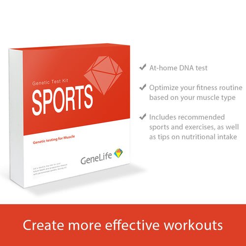 GeneLife SPORTS - Corporate Wellness