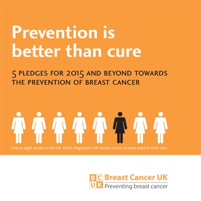 Breast Cancer Uk Prevention Week