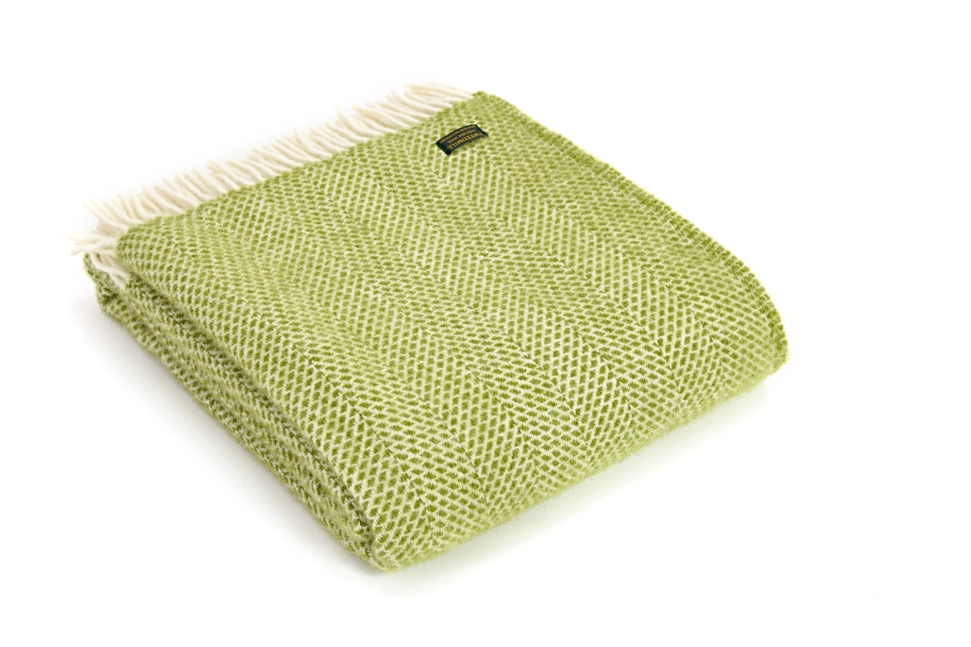 Tweedmill Beehive Kiwi pure wool throw