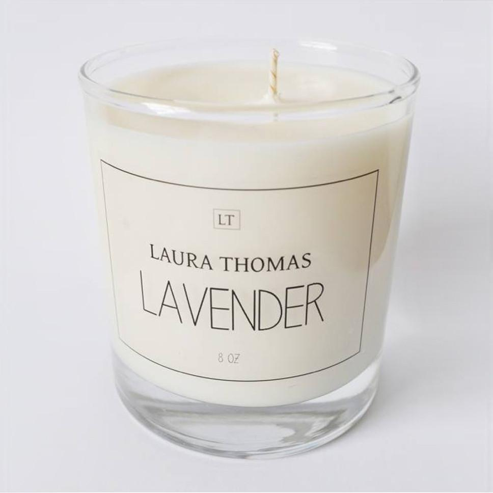 Luxurious Lavender Candles - Urban Wool