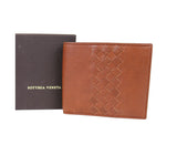 Bottega Veneta Men's Bifold Wallet Pure Leather