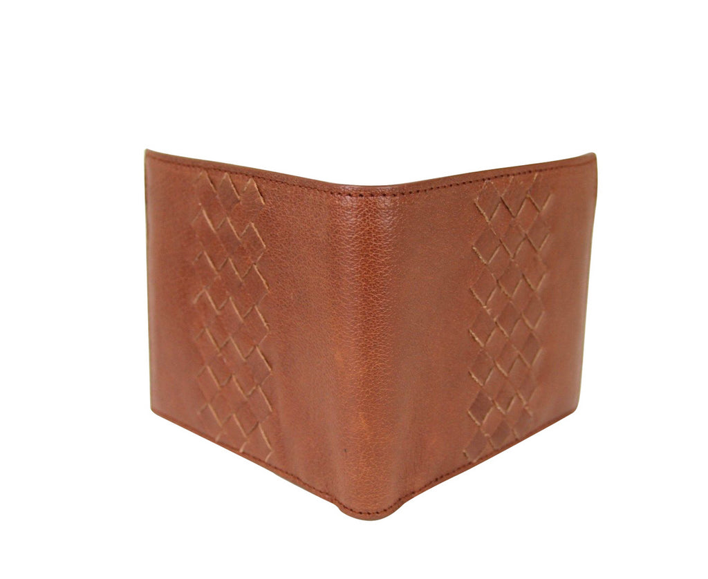 "Bottega Veneta Men's Bifold Wallet - 4.25"" Length"