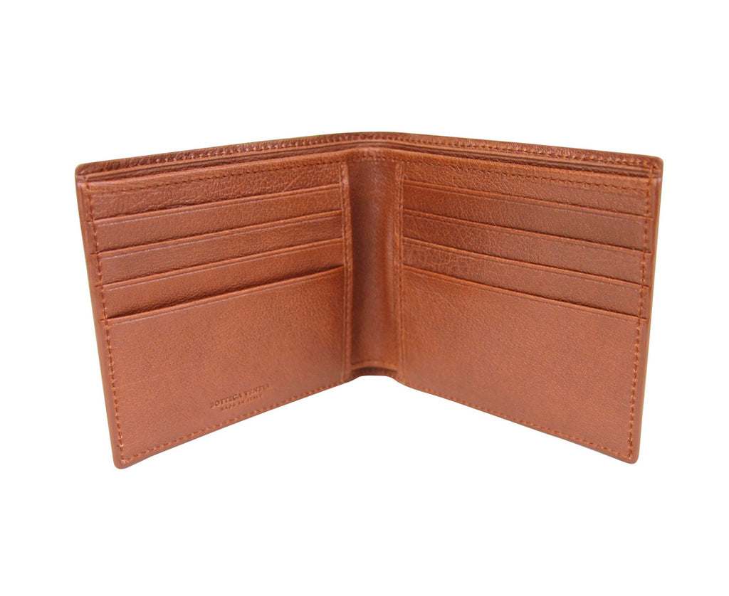 Bottega Veneta Men's Bifold Wallet - 8 Card Slots
