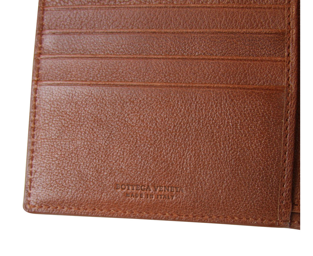 Bottega Veneta Men's Bifold Wallet - Made In Italy