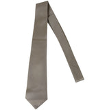 Bottega Veneta Tie Woven Silk For Men - Beige Color