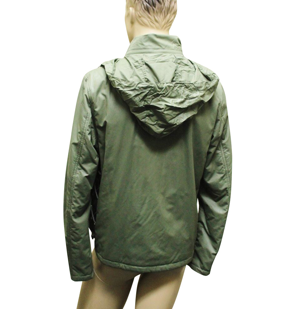 Gucci Men's Green Jacket With Padding 256634