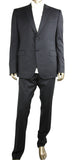Gucci Men's Marseille Black Wool 2 Button 1 Vent Tuxedo 270554 1000 (G 54 R / US 44 R)