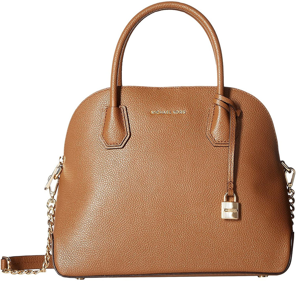 Michael Kors Mercer Large Dome Satchel Bag - Trendy Bag