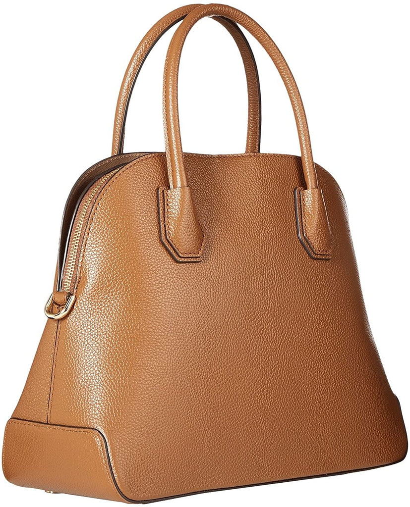 Michael Kors Mercer Large Dome Satchel Bag - Side Look