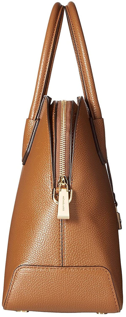 Michael Kors Mercer Large Dome Satchel Bag - Mk Bag