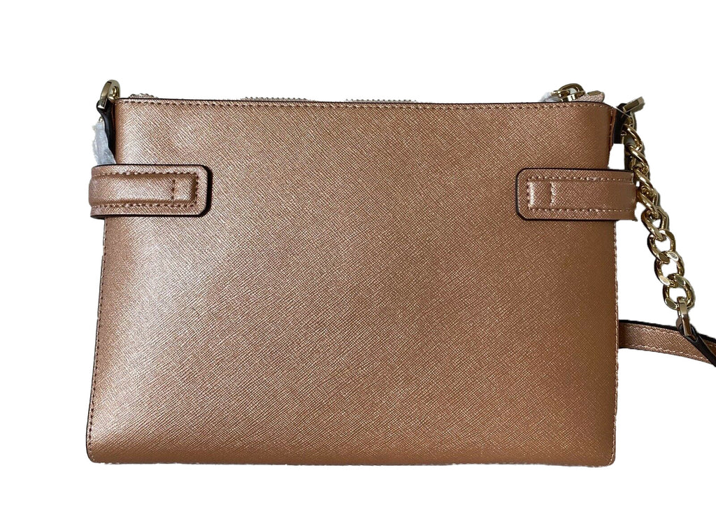 Michael Kors Karla East West Crossbody Bag - Back Look