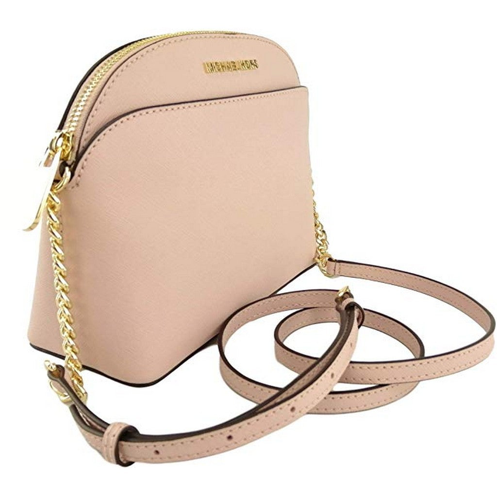 Michael Kors Jet Set Travel Medium Dome Crossbody Bag