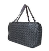 Bottega Veneta Women's Intrecciato Black Fabric Tote Evening Bag 309349 1000