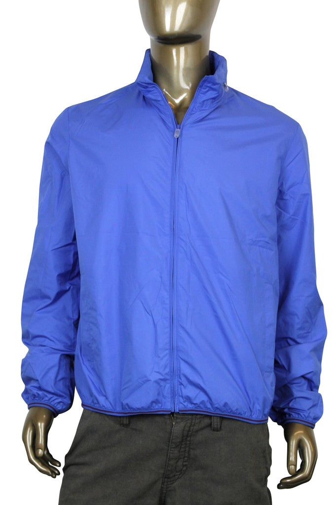 Gucci Men's Techno Polyester Windbreaker Jacket 347509