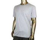 Gucci Men's Script Gray Cotton Cashmere T-Shirt 354350 1401