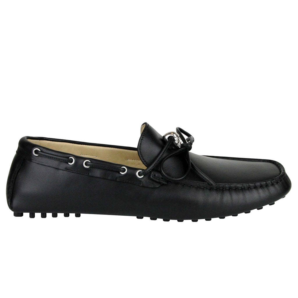 Alexander McQueen Loafers Silver Skull - Leather Lining