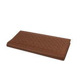 Bottega Veneta Bifold Wallet Brown - Horizontal Look