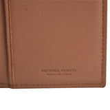 Bottega Veneta Bifold Wallet Brown - Made In Italy