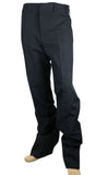 Gucci Men's Canvas Blue / Black Cotton Dress Pant 398030