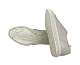 Gucci Men's Mystic White Leather Low Top Sneaker 423301 9022 (7.5 G / 8.5 US) - LUX LAIR