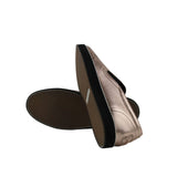 Bottega Veneta Women's Rose Gold Intrecciato Leather Slip-On Shoe 428871 5710 - LUX LAIR