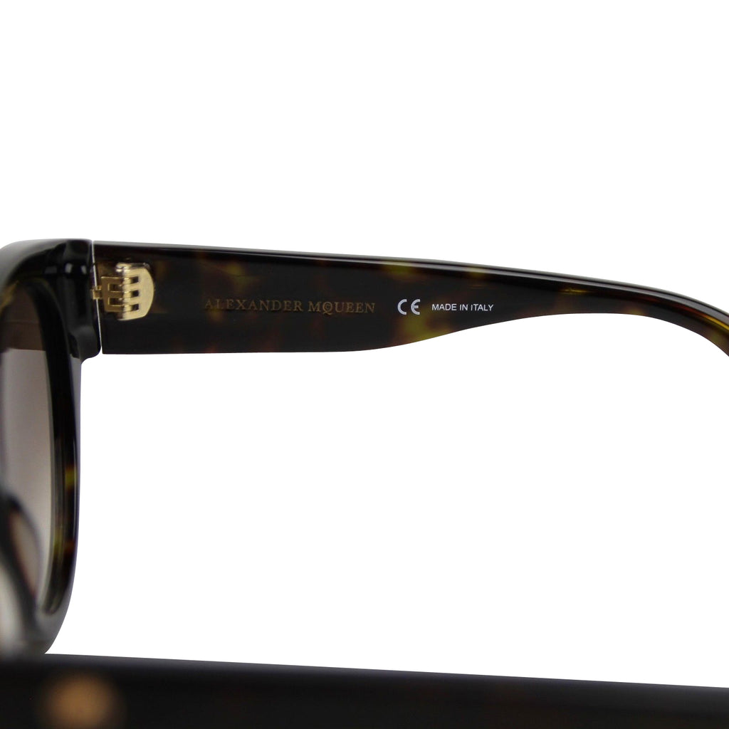 Alexander McQueen Square Sunglasses - Made In Italy