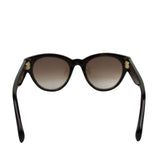 Alexander McQueen Square Sunglasses - Back Look